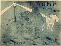 Toulouse-Lautrec - L'Aube, 1896.jpg