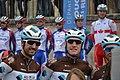 Tour La Provence 2019 - Avignon - présentation des équipes - AG2R la Mondiale.jpg