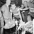 Tour de France , finish in Duinkerken (links Privat), Bestanddeelnr 911-3745.jpg