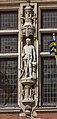 Town hall of Dunkerque - statue of Robert de Cassel-7580.jpg