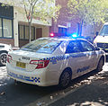 Toyota Camry Surry Hills Police Car (14285180288).jpg