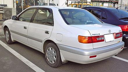 Toyota Corona Premio I поколение 1996-2001 (1996-2001 ...