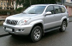 2002-2007 Land Cruiser Prado