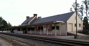 Williamsburg, Virginia - Williamsburg Transportation Center is an intermodal facility located in a restored Chesapeake and Ohio Railway station located within walking distance of Colonial Williamsburg's Historic Area, the College of William and Mary, and the downtown area.