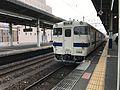 Train for Nishi-Karatsu Station at Saga Station.jpg