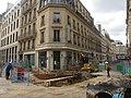 Travaux croisement boulevard Haussmann rue Pasquier 2.jpg