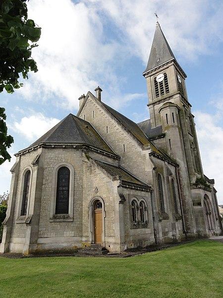 Churches in Aisne