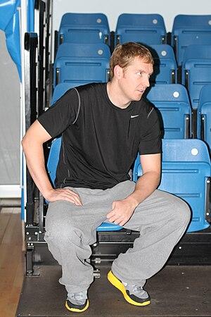Travis Hansen - Image: Travis Hansen 2010BCKhimki