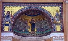 Mosaïque de la Basilique Saint-Jean de Latran