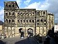 Trier, Porta Nigra cityside.jpg