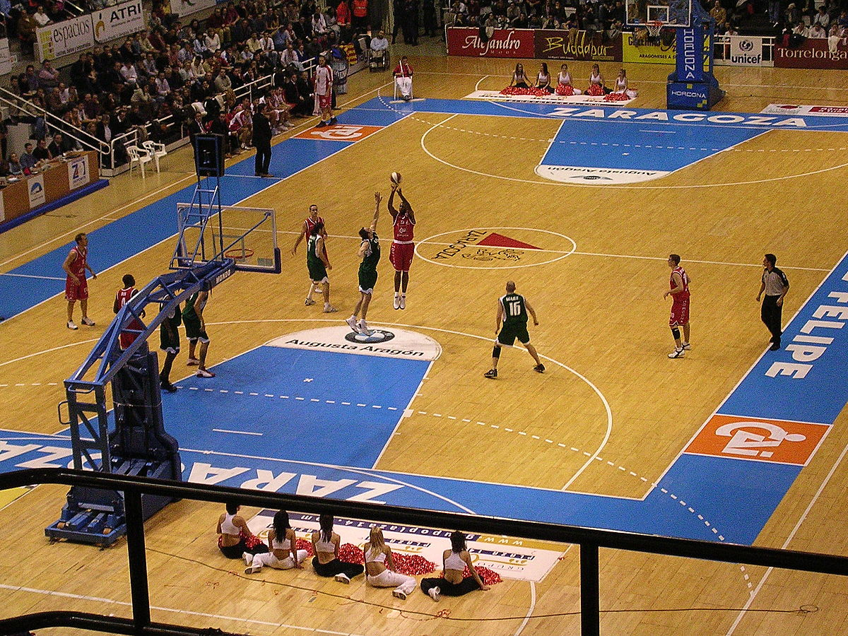 e76625b4f2fa6 Basquetebol – Wikipédia