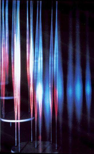 Wen-Ying Tsai - Cybernetic Sculpture System No. 1 (1968)