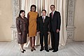 Tsakhiagiin Elbegdorj with Obamas.jpg