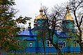 Tsehiv Horokhivskyi Volynska-Church of the Presentation of Virgin Mary-north view.jpg