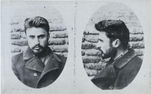 Irakli Tsereteli - Tsereteli in 1904