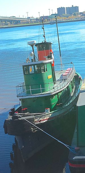 Jupiter Tugboat Wikipedia