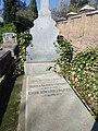 Tumba de José Ontañón Arias y familia, cementerio civil de Madrid.jpg