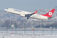 TC-JFF - B738 - Turkish Airlines