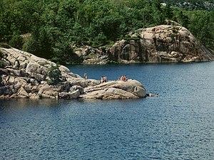 Killarney, Ontario - George Lake in Killarney