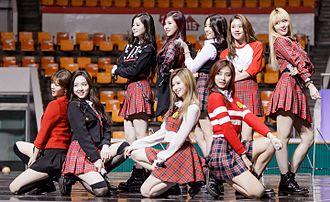 Twice (group) - Twice in 2016