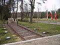 Twierdza Osowiec. Pomnik tablice.JPG