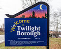 Twilight Borough, Pennsylvania sign.jpg