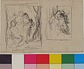 Two studies for a figure composition, including three women and a child MET 66.189.3.jpg