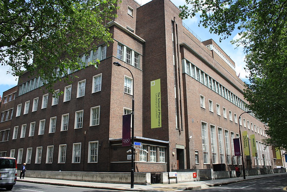 UCL School of Pharmacy