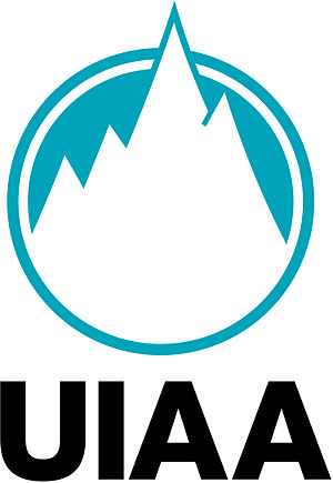 International Climbing and Mountaineering Federation - Image: UIAA Logo