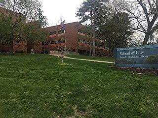 University of Missouri–Kansas City School of Law Public law school
