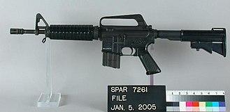 CAR-15 - Colt XM177