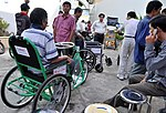 USAID Project Supports Rehabilitation Department for Children and Wheelchair Distribution in Danang (9305229934).jpg