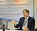 USAID and Coca-Cola Public-Private Partnership to Boost Renewable Energy and Energy Efficiency in Vietnam (30307511742).jpg