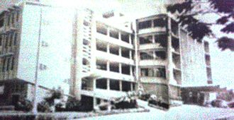 University of San Carlos - Facade of the Fr. Bunzel Building which houses the USC School of Engineering at Talamban Campus (circa 1996)