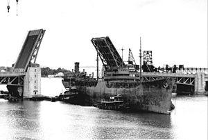 USNS Mission San Fernando (T-AO-122) - USNS Mission San Fernando