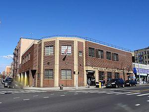 Tremont, Bronx - Post office