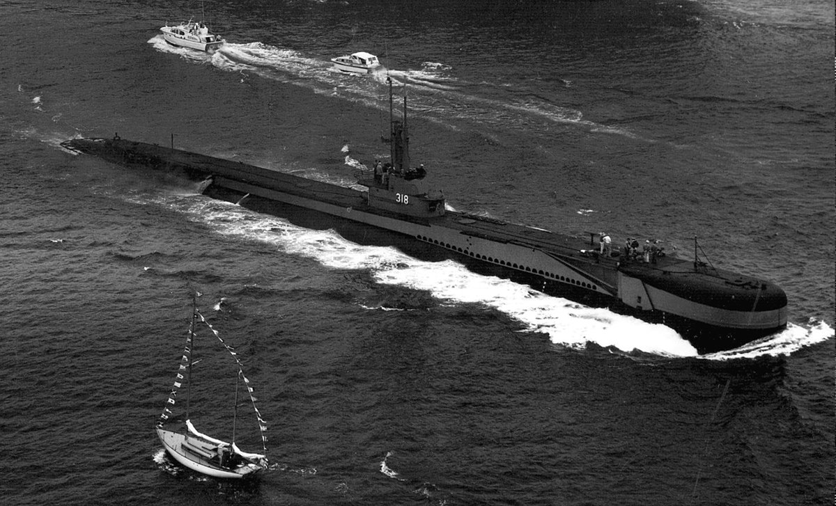 20 Electric Range >> USS Baya - Wikipedia
