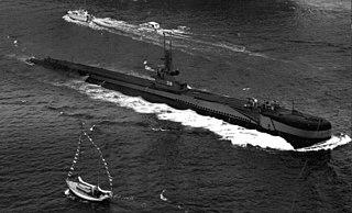 USS <i>Baya</i> (SS-318) Balao-class submarine