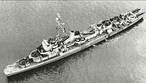 USS Daniel T. Griffin (DE-54), circa in 1944