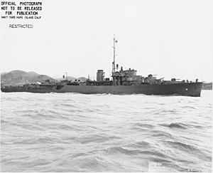 USS Everett (PF-8) - USS Everett
