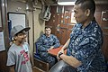 USS Louisiana Gives Tour to 'Boy of the Year' 160628-N-VZ328-006.jpg