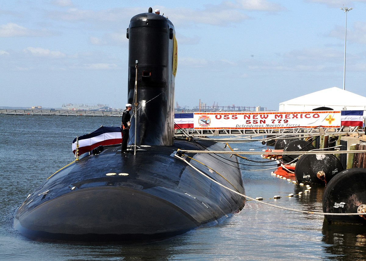 USS New Mexico (SSN-779) - Wikipedia