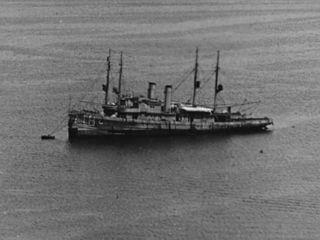 USS <i>Thrush</i> (AM-18)