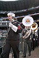 US Navy 030410-N-6477M-120 Navy Band Northwest leads a Joint Armed Forces Band onto Safeco Field during A Salute To Armed Forces Day.jpg