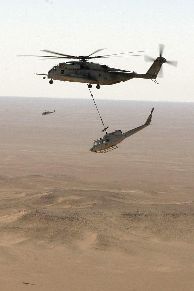 File:US Navy 051025-M-6538A-013 A U.S. Marine Corps CH-53 ...