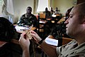 US Navy 110412-F-MN146-041 Senior Chief Petty Officer Charles Benoit, assigned to Combined Joint Task Force-Horn of Africa, demonstrates the basics.jpg