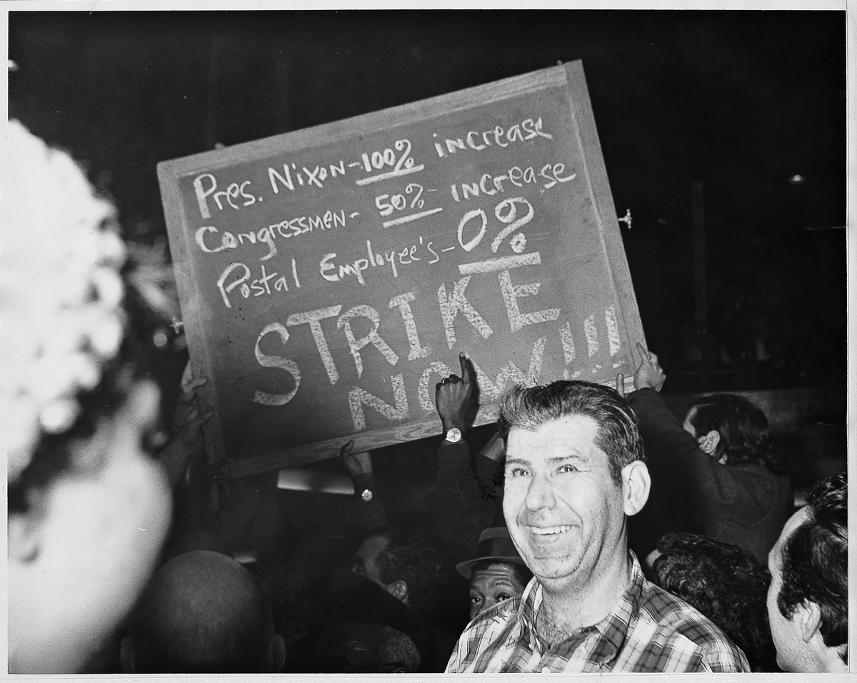 u s postal strike of 1970 wikipedia