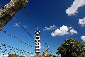 Purdown BT Tower - Closer view