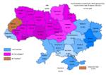 Ukr elections 2012 multimandate oblasts.png