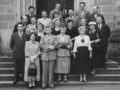 Ukrainian Orthodox Church choir in Sydney - 1953.png